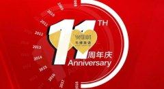 安徽韦博11周年庆六重福利399体验外教课