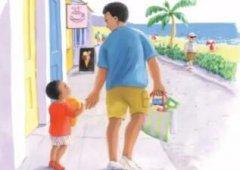韦博英语英语绘本推荐—Off to the Beach 去海滩!
