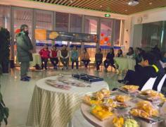 韦博英语  江苏韦博感恩节活动精彩回顾